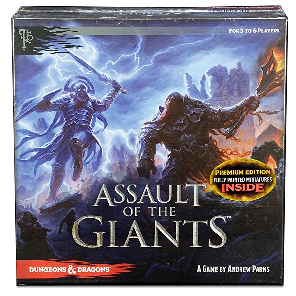 Normally $130, this D&D game is 48 percent off today (Photo via Amazon)