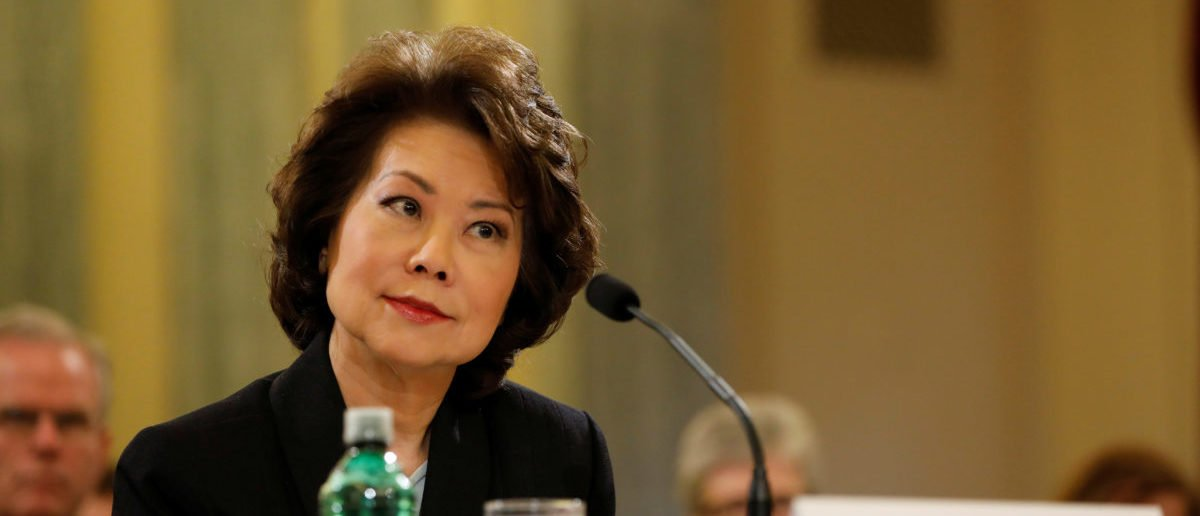House Dems Launch Probe Into Transportation Secretary Elaine Chao For Possible Conflicts Of Interest