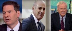 (Youtube screenshot/Bloomberg) (Youtube screenshot/HollywoodLife) (Youtube screenshot/ MSNBC)