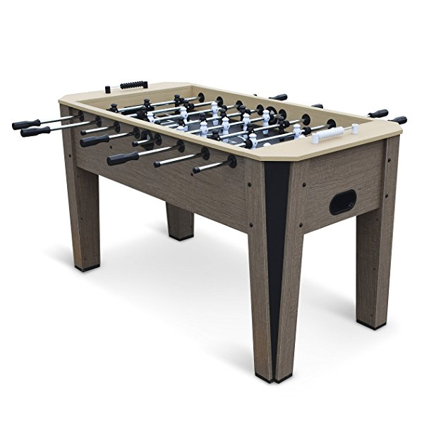 Normally $250, this foosball table is 36 percent off today (Photo via Amazon)