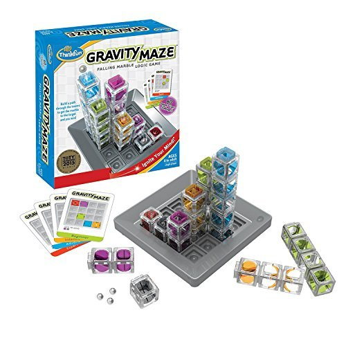 Normally $30, Gravity Maze is 50 percent off today (Photo via Amazon)