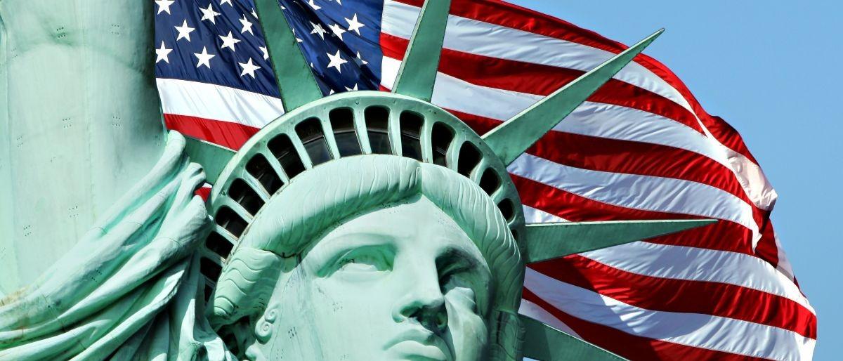 Statue of Liberty Shutterstock/Samuel Acosta
