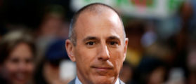 Report: Matt Lauer And Wife 'Preparing For Divorce'