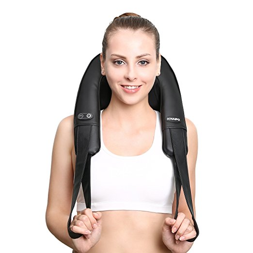 Normally $39, this neck and shoulder massage is 23 percent off with this code (Photo via Amazon)