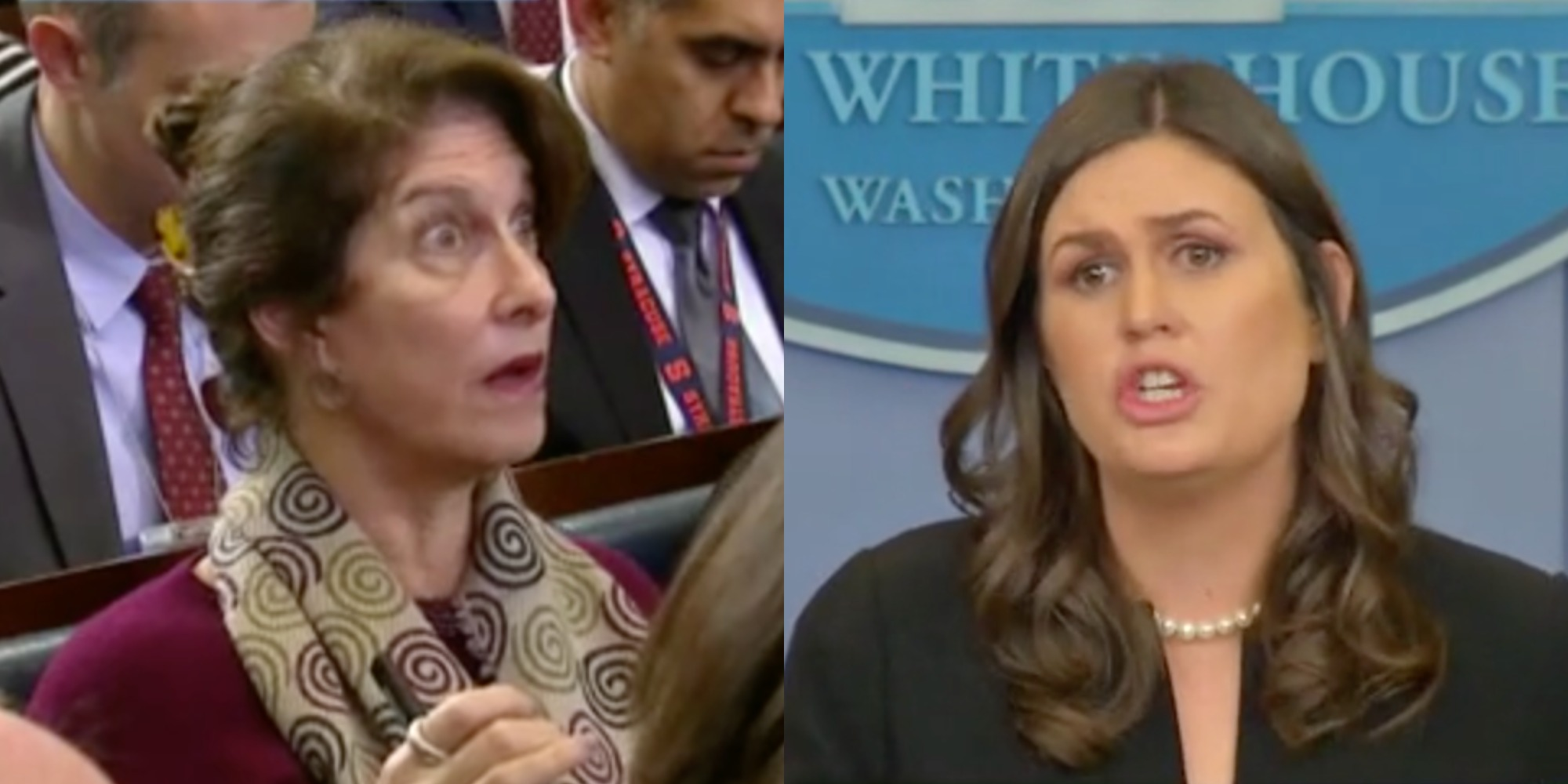 Sanders Asked If Trump Is 'Corrupt.' Room Goes Silent When Reminded Of A Certain Hillary Clinton