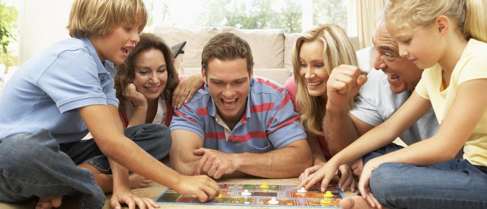 Board games (Photo via Shutterstock)