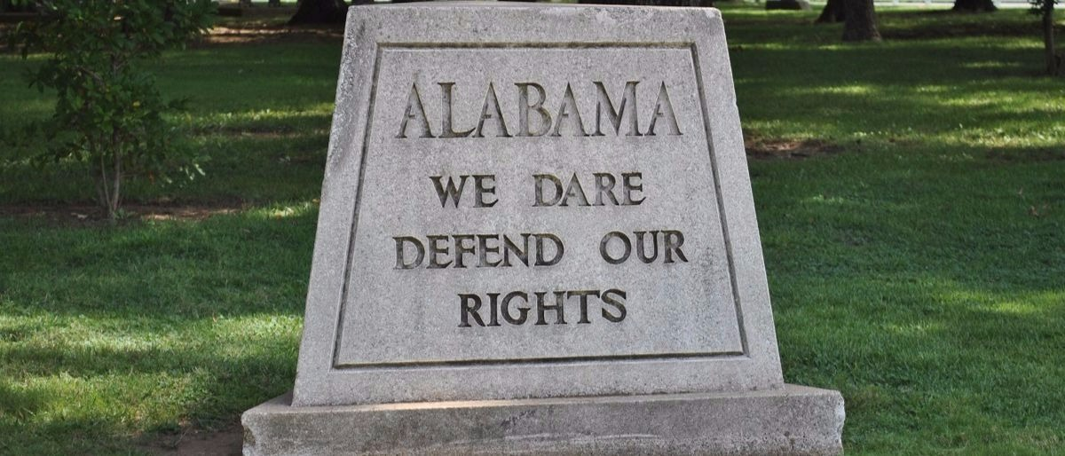Alabama Shutterstock/Wayne Hsieh78