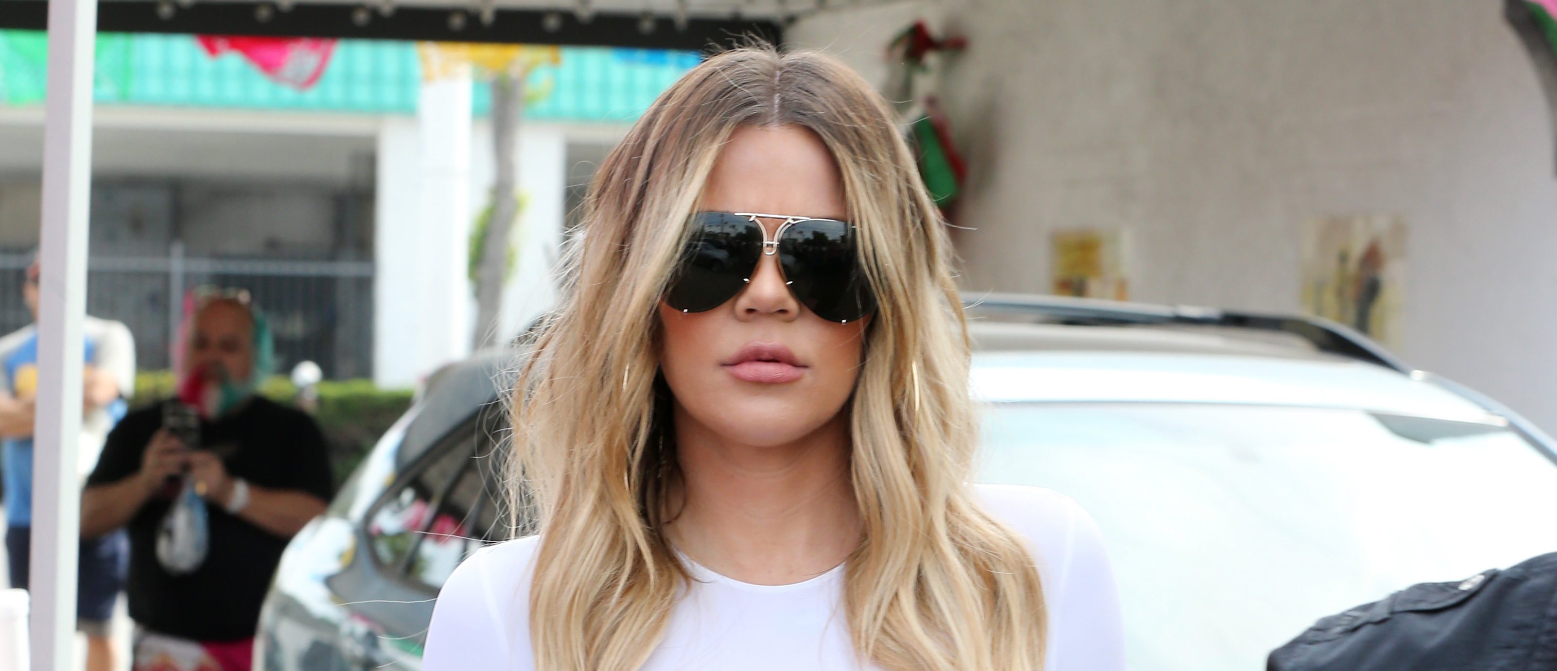 Khloe Kardashian (Photo credit: Splash News)