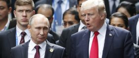 Putin Calls Trump To Thank Him For CIA Tip That Thwarted St. Petersburg Bombings
