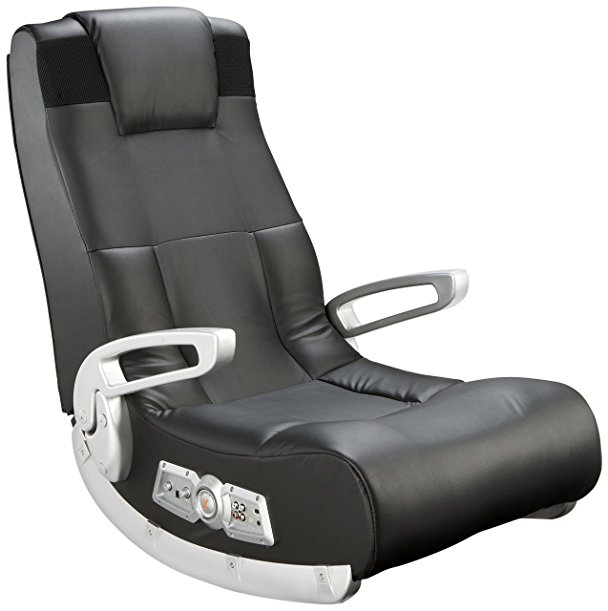 Normally. $200, this video gaming chair is 50 percent off today (Photo via Amazon)