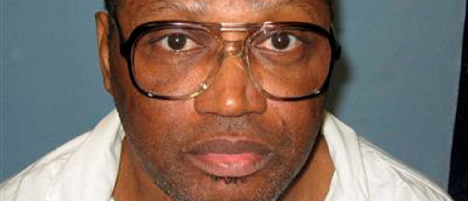 FILE PHOTO: Vernon Madison, one of Alabama's longest-serving death row inmates, appears in a booking photo provided by the Alabama Department of Corrections. Alabama Department of Corrections/Handout via REUTERS/File Photo
