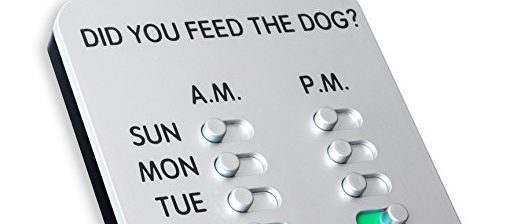 Finally you can confidently call your dogs out on sneaking a second meal (Photo via Amazon)
