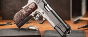 Gun Test: Kimber Camp Guard 10 Pistol
