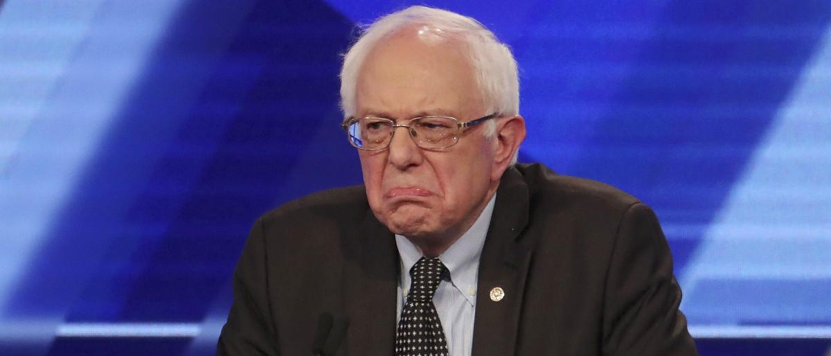 Bernie Sanders Reuters/Carlo Allegri