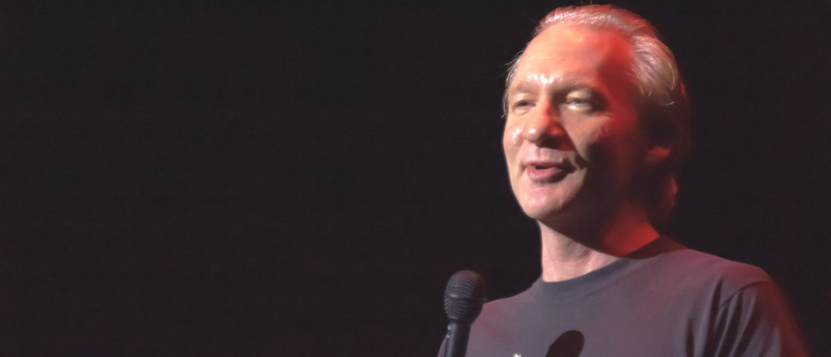 Bill Maher performed in California performing in 2011. (Photo: ShutterStock/Randy Miramontez)