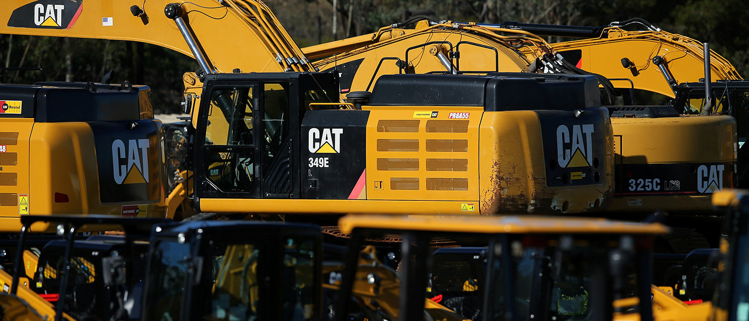 business report of caterpillar inc Caterpillar inc (nyse : cat ) today announced first-quarter 2018 sales and  revenues of $129 billion, compared with $98 billion in the first.