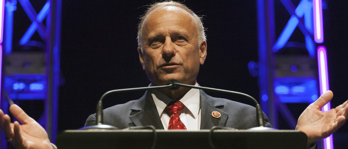 Congressman Steve King speaks at the Family Leadership Summit in Ames, Iowa August 9, 2014. The pro-family Iowa organization is hosting the event in conjunction with national partners Family Research Council Action and Citizens United. REUTERS/Brian Frank