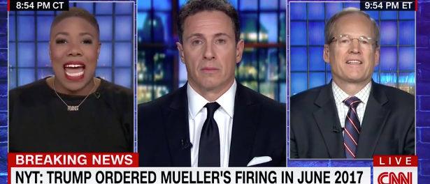 Cuomo Sanders CNN screenshot