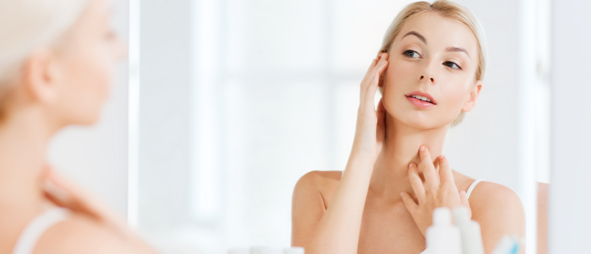 Facial yoga can apparently make you look up to two years younger. (Photo: Shutterstock/ Syda Productions)