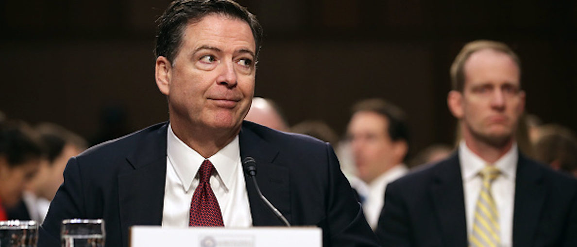 Comey Applauds McCabe, Says 'Small People Were Trying To ...