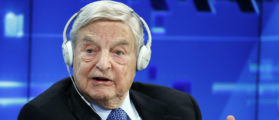 Soros Group Spent $10 MILLION On Lobbying In Last Three Months Of 2017 Alone