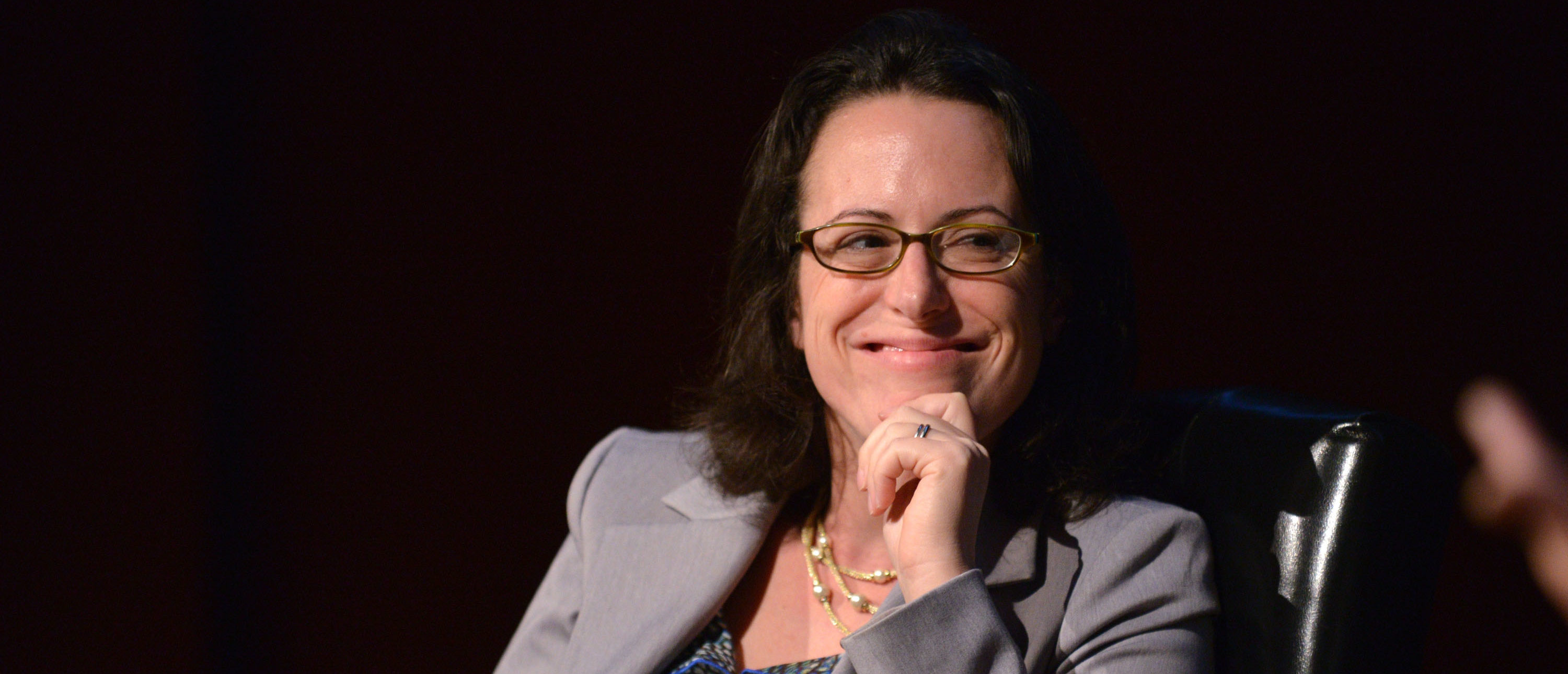 Maggie Haberman (Getty Images)