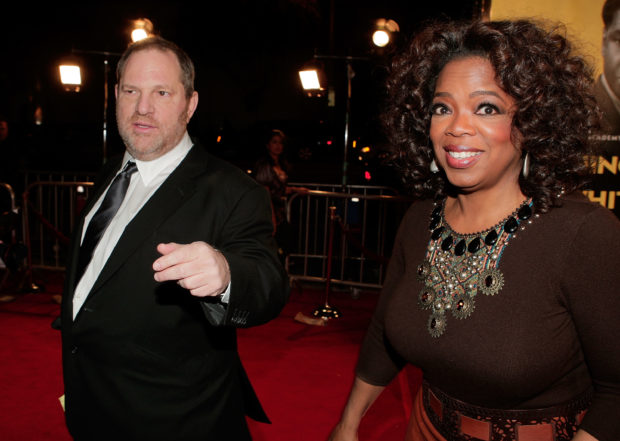 Seal slams Oprah Winfrey over Harvey Weinstein misconduct