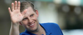 Eric Trump: 'My Father Sees One Color — Green' [VIDEO]