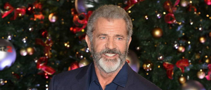 LONDON, ENGLAND - NOVEMBER 16: Mel Gibson attends the UK Premiere of 'Daddy's Home 2' at Vue West End on November 16, 2017 in London, England. (Photo by Jeff Spicer/Getty Images for Paramount Pictures)