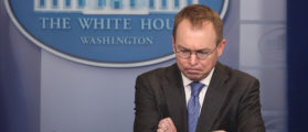 MULVANEY: Obama Admin Intentionally Made 2013 Shutdown Worse