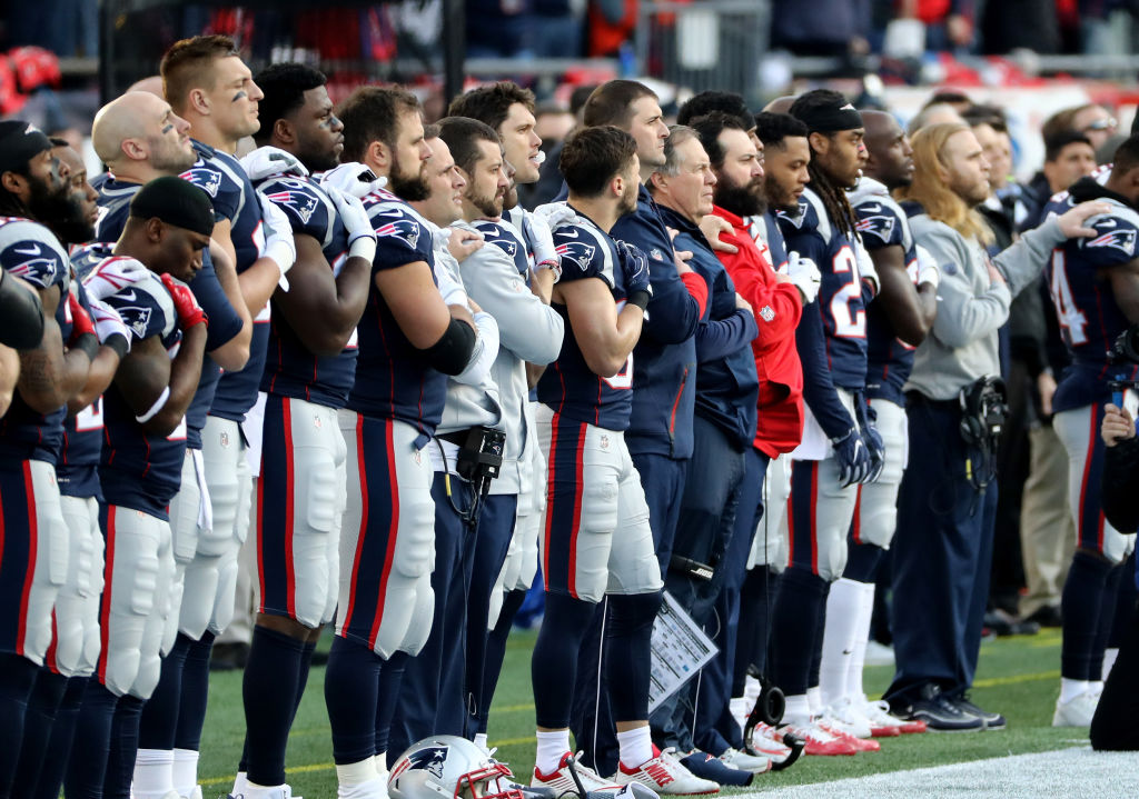 Georgia GOP candidate blasts National Football League  denial of 'Please Stand' ad