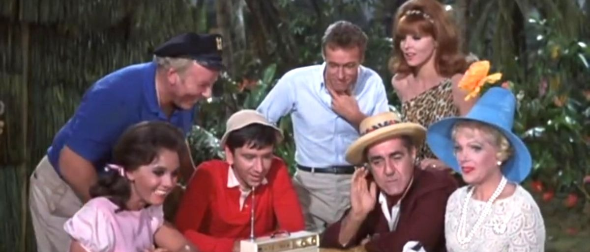 Gilligans Island YouTube screenshot/The Buck Stops Here