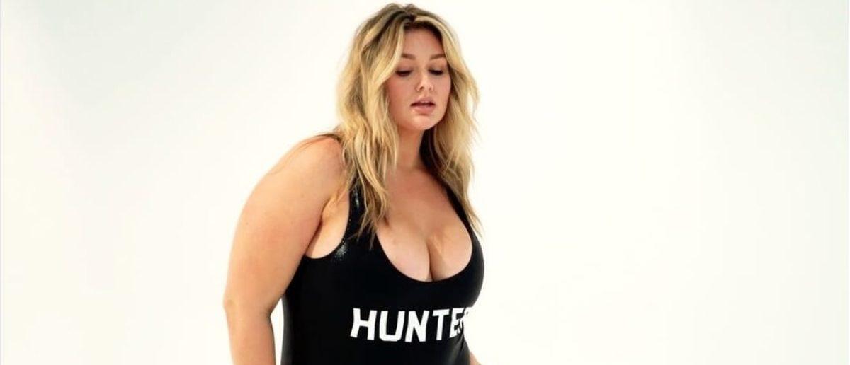Hunter McGrady (Credit: Screenshot/Instagram Video Sports Illustrated Swimsuit)
