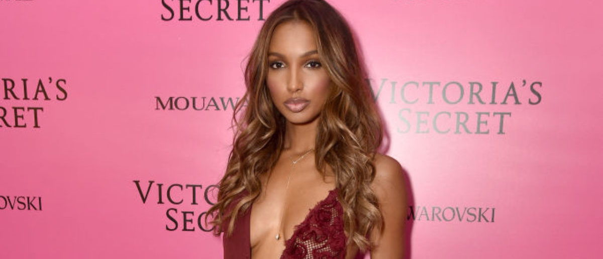 SHANGHAI, CHINA - NOVEMBER 20: Jasmine Tookes attends the 2017 Victoria's Secret Fashion Show In Shanghai After Party at Mercedes-Benz Arena on November 20, 2017 in Shanghai, China. (Photo by Theo Wargo/Getty Images for Victoria's Secret)