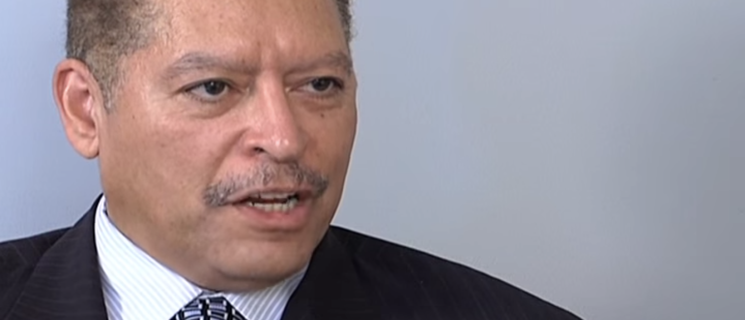 Judge James Wynn of the 4th U.S. Circuit Court of Appeals. (YouTube screenshot)