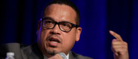 Dem Rep. Keith Ellison Supports Maximum Wage