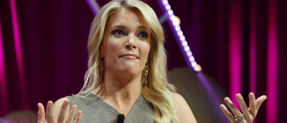 Fox News anchor Megyn Kelly speaks at Fortune's Most Powerful Women Summit in Washington October 13, 2015.  REUTERS/Kevin Lamarque  - GF10000243846