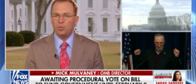 Mulvaney: Send Chuck Schumer Back To High School For Civics Course [VIDEO]