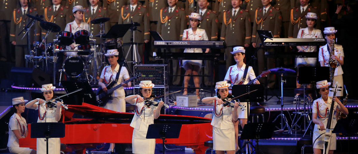 Kim Jong Un S Favorite All Girl Pop Band May Be Headed To