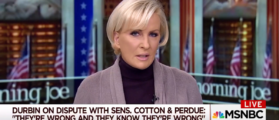 Morning Joe's Mika 'Disturbed' By Trump's Physical Results, Calls Him 'Evil' [VIDEO]