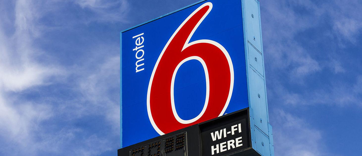 Motel 6 Shutterstock.com