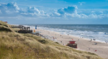 Lesser known is the region of Northern Germany with its coastal towns and big sky country. (Photo: Shutterstock)