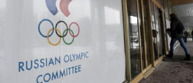 The International Olympic Committee (IOC) meets from Tuesday, December 5, 2017 to decide whether to bar Russia from the 2018 Winter Olympics for doping violations, in one of the weightiest decisions ever faced by the Olympic movement. KIRILL KUDRYAVTSEV/AFP/Getty Images