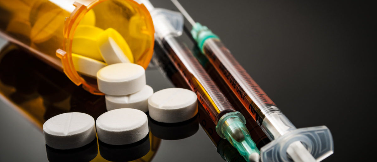 Pennsylvania's governor Tom Wolf has declared a statewide disaster in response to the state's opioid crisis and high levels of heroin addiction. (Photo: ShutterStock/Victor Moussa)