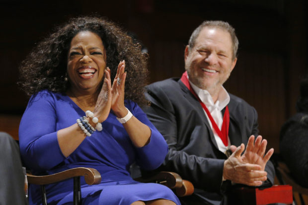 Seal Accuses Oprah Winfrey of Knowing About Harvey Weinstein's Behavior