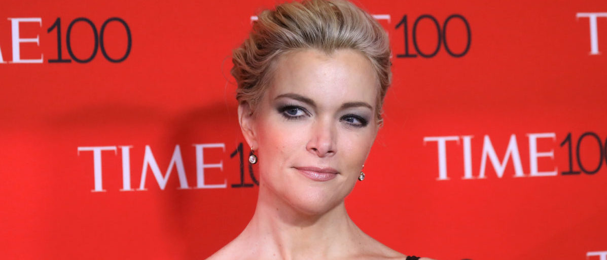 TV host Megyn Kelly arrives for the Time 100 Gala in the Manhattan borough of New York, New York, U.S. April 25, 2017.  REUTERS/Carlo Allegri