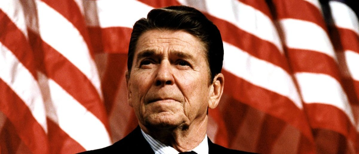 Ronald Reagan Getty Images/The White House/Michael Evans