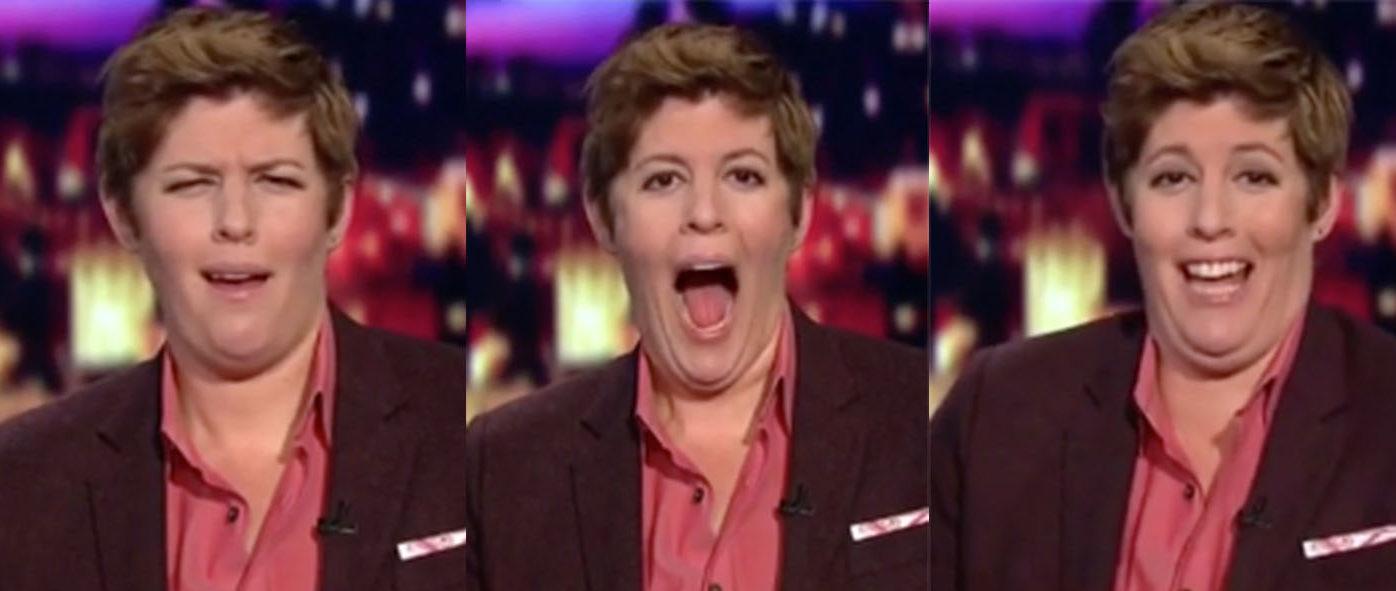 Sally Kohn CNN screenshots