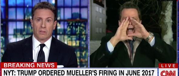 Scaramucci CNN screenshot