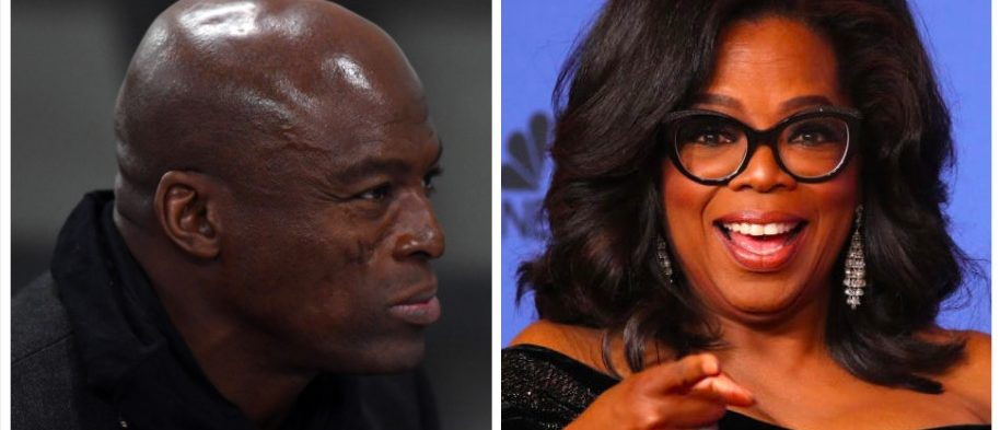 Seal, Oprah Winfrey (Getty Images)